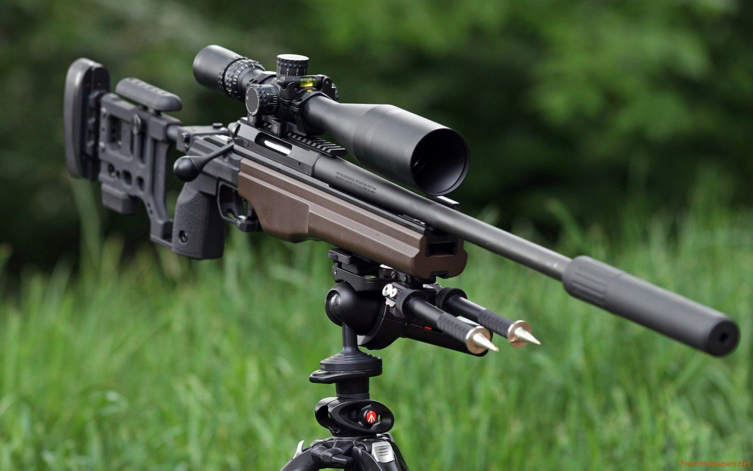 armys long serving sniper rifle - HD2560×1600