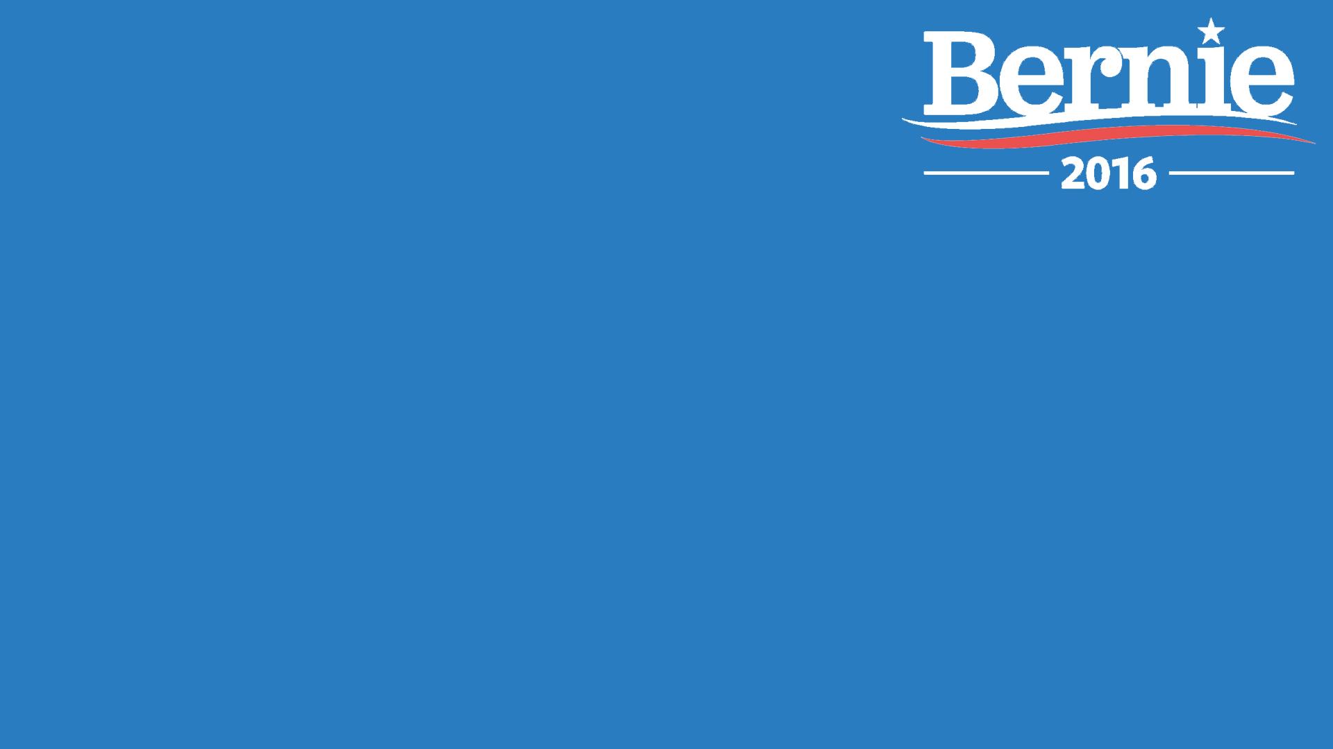 Bernie Sanders Wallpaper Download: DNNC 2016 Wallpapers
