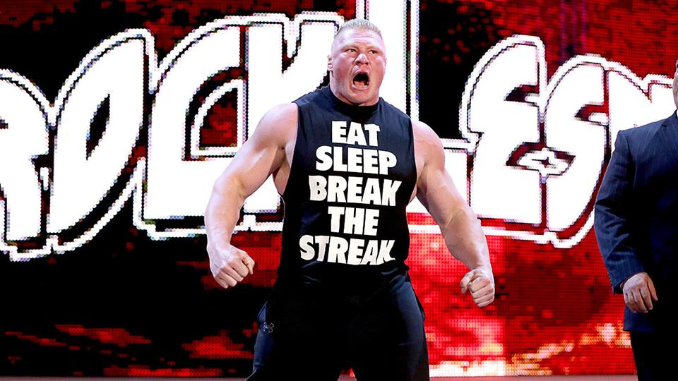 Brock Lesnar HD Wallpaper