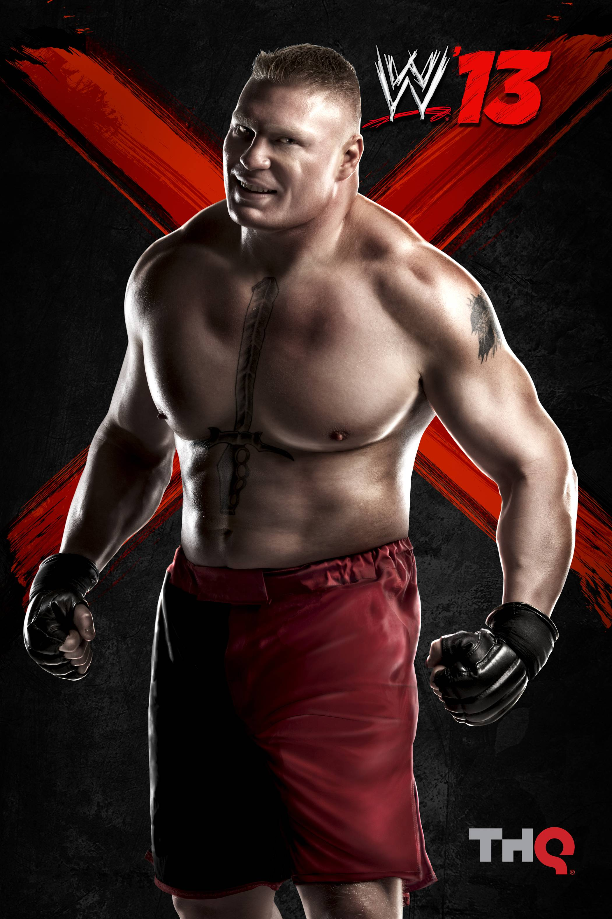 wwe brock lesnar f5 wallpapers hd wallpaper cave