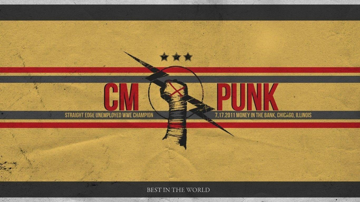 Cm Punk Logo New Viewing Gallery