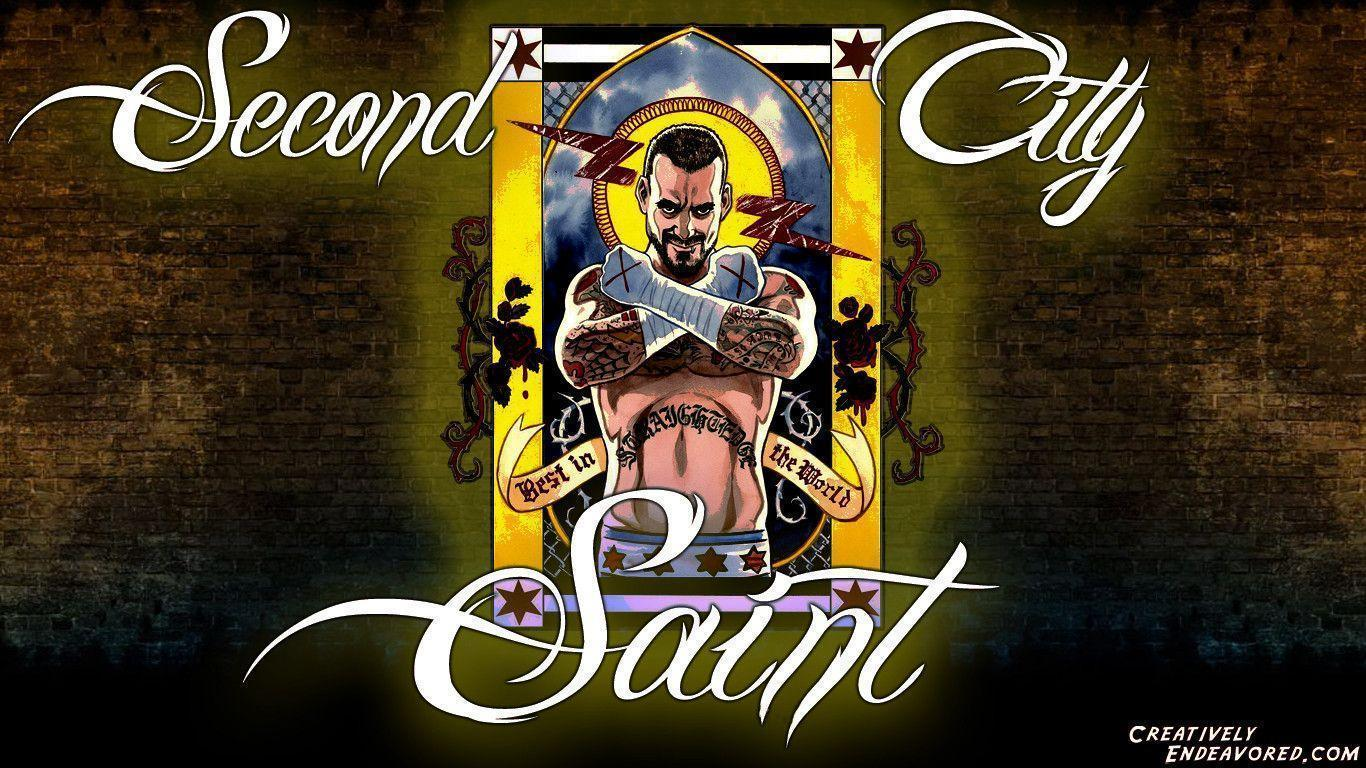 Inside Pulse Wrestling Wallpapers Wednesday Cm Punk Second City