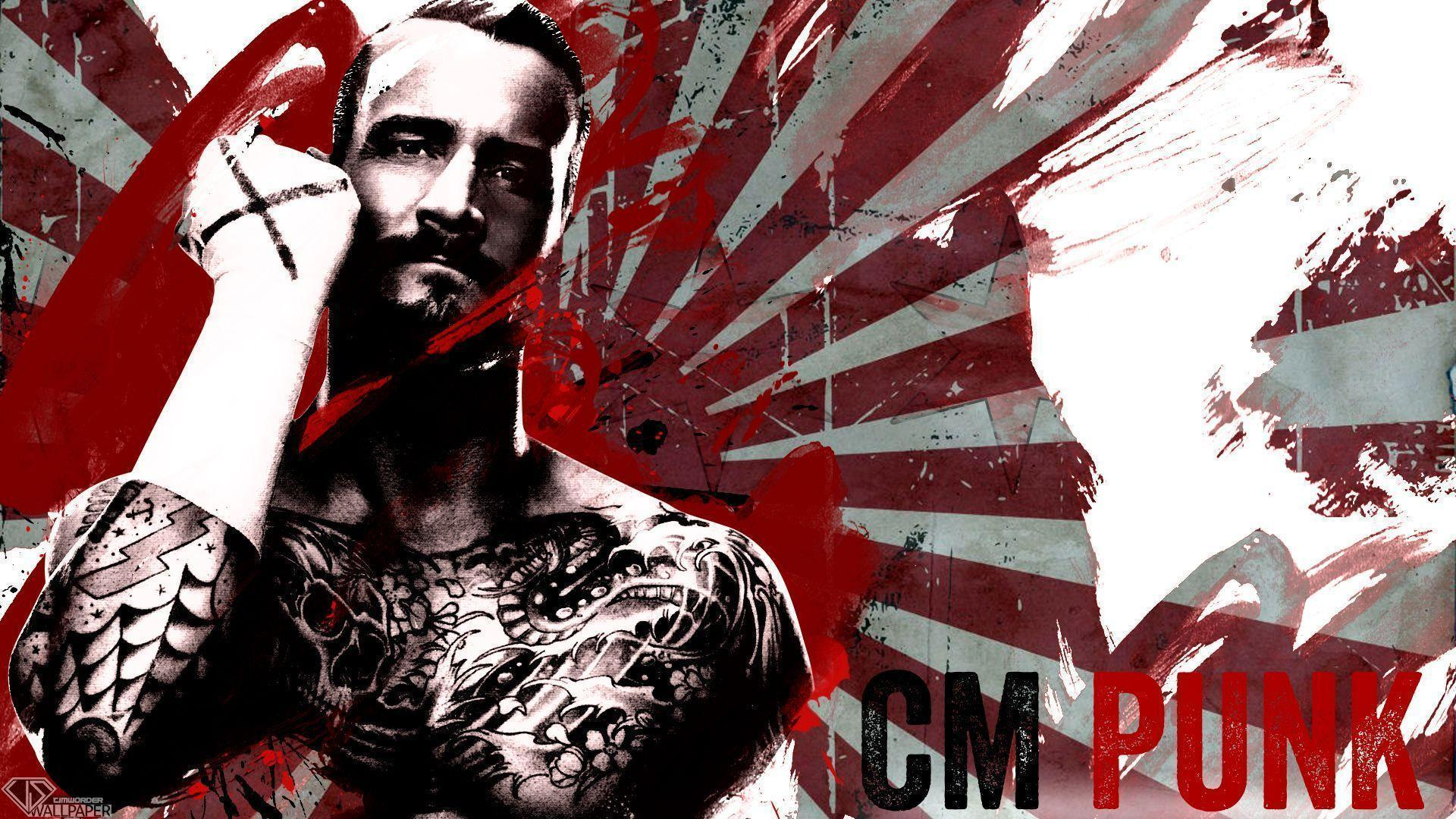 CM Punk Respect wallpapers by timWorder