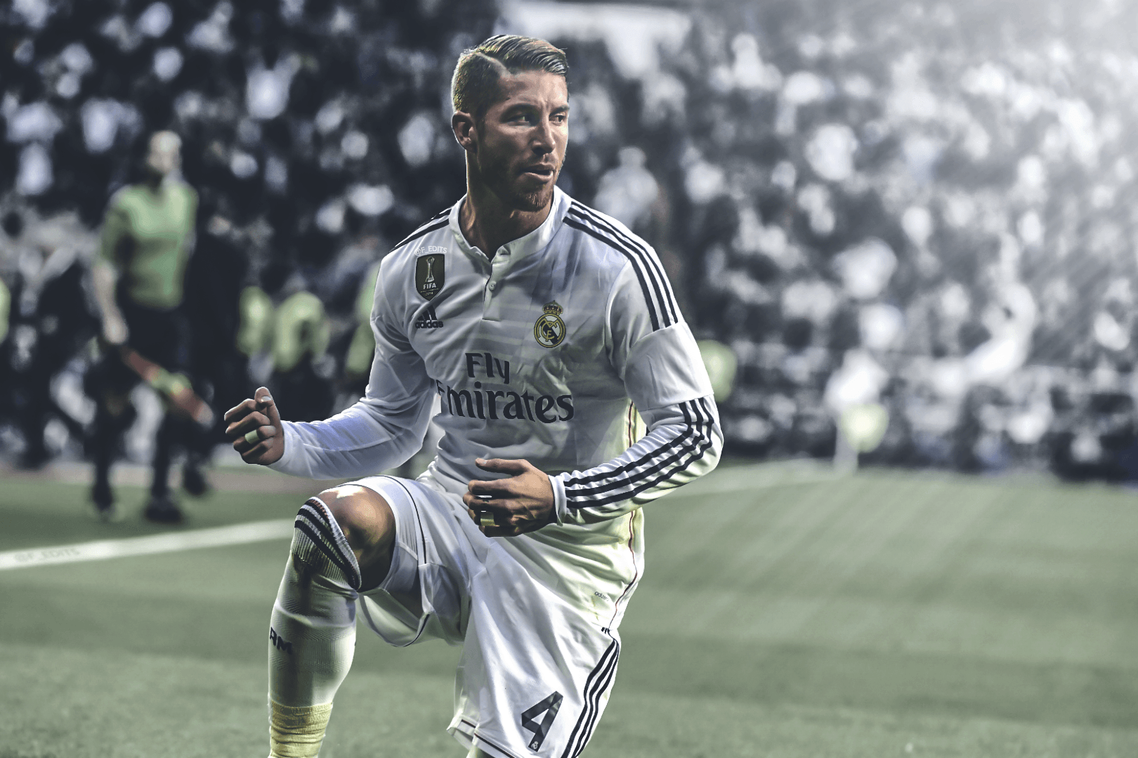 Sergio Ramos Wallpapers HD Wallpaper