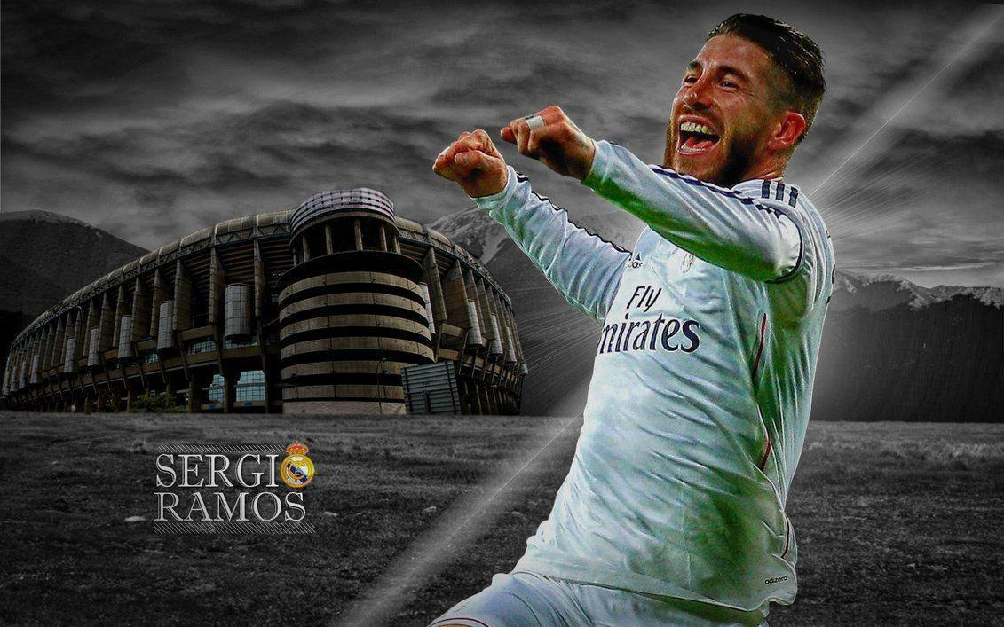 Sergio Ramos 2016 Wallpapers HD