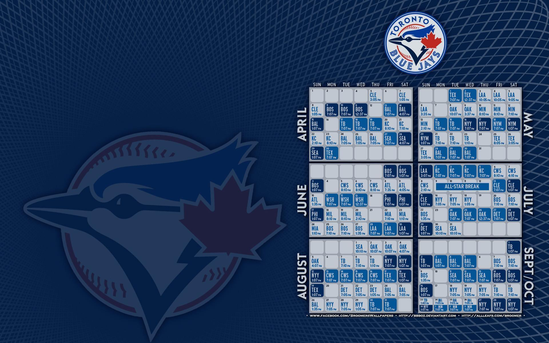 Toronto Blue Jays Iphone Android Wallpapers