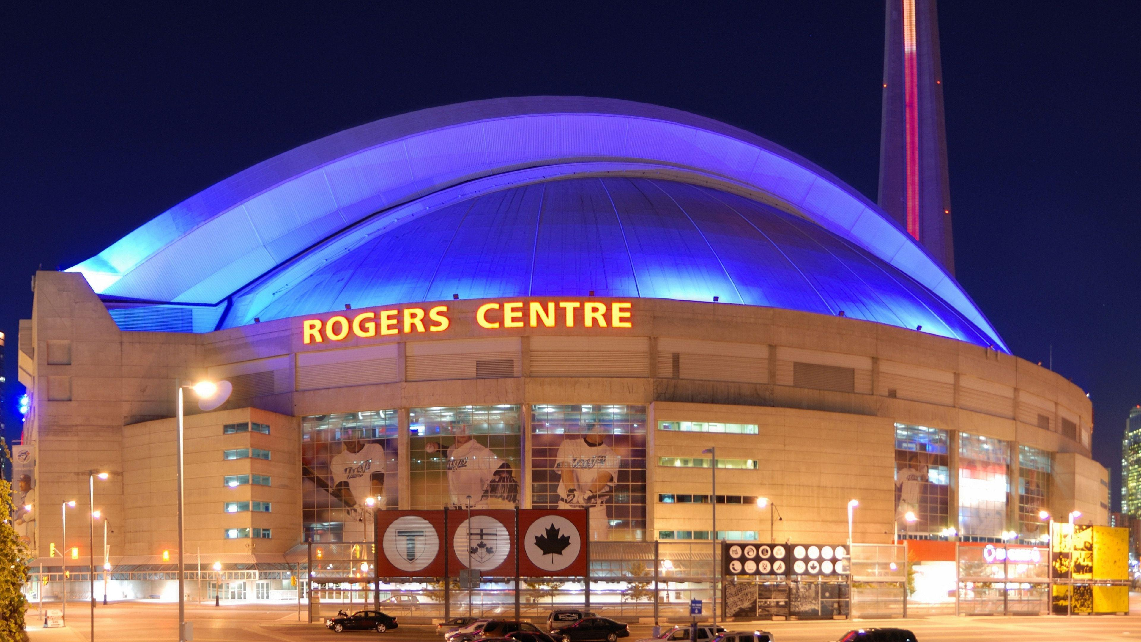 Toronto Blue Jays ballpark Rogers Centre, Toronto, Canada Wallpapers