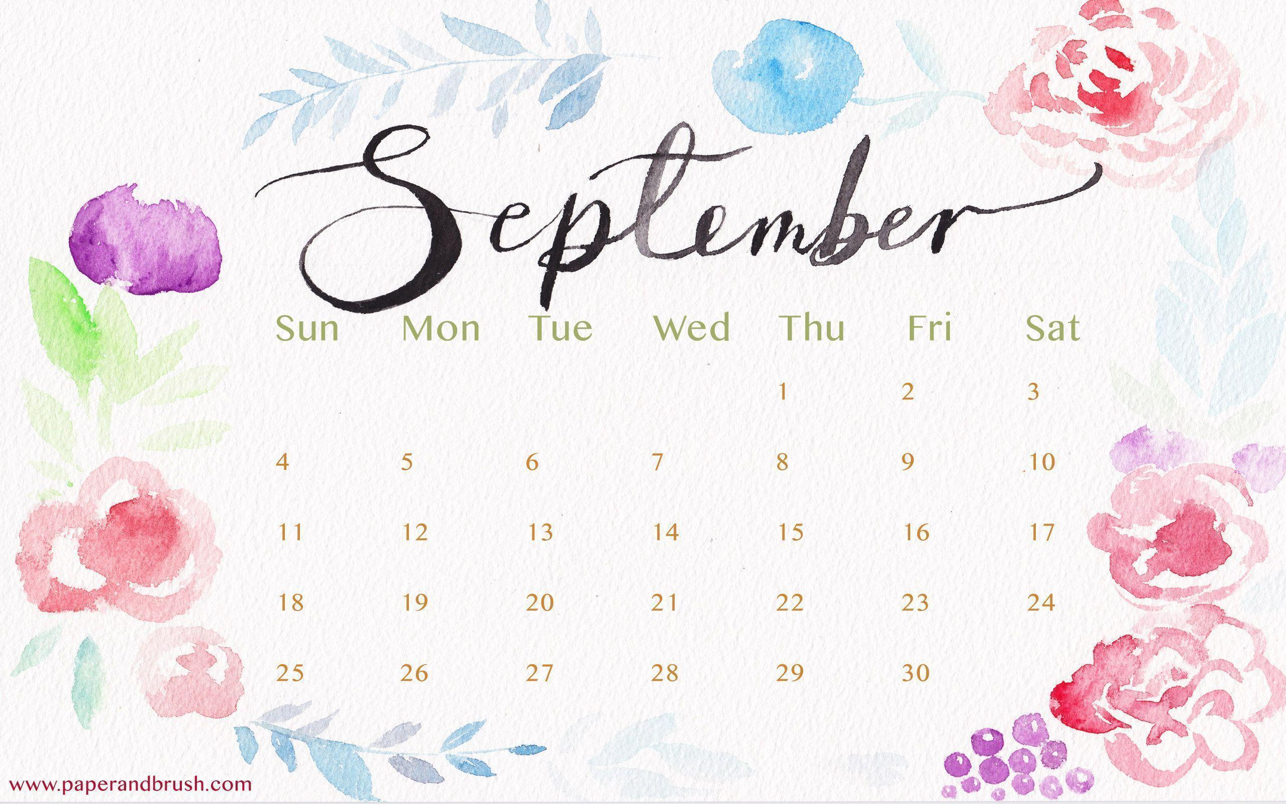 september 2015 wallpaper calendar - photo #20