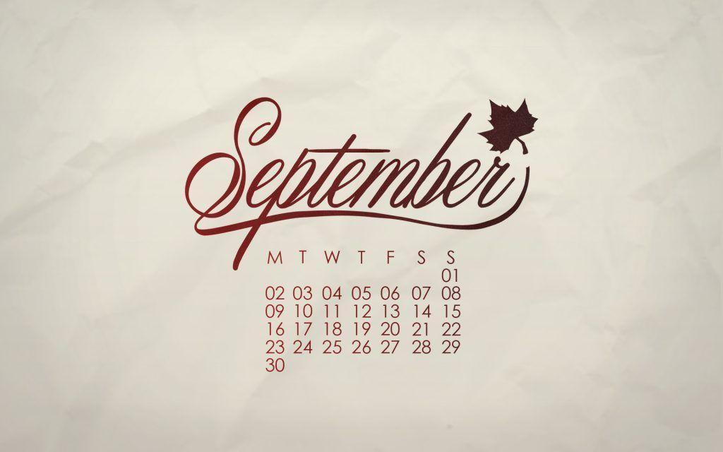 september 2015 wallpaper calendar - photo #35