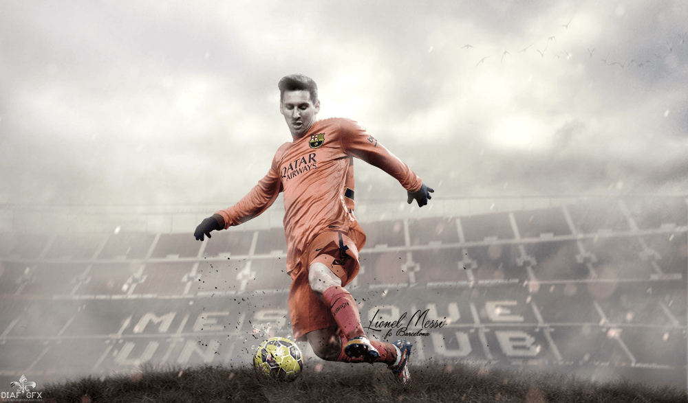 Lionel Messi Wallpapers HD 2016 - Wallpaper Cave