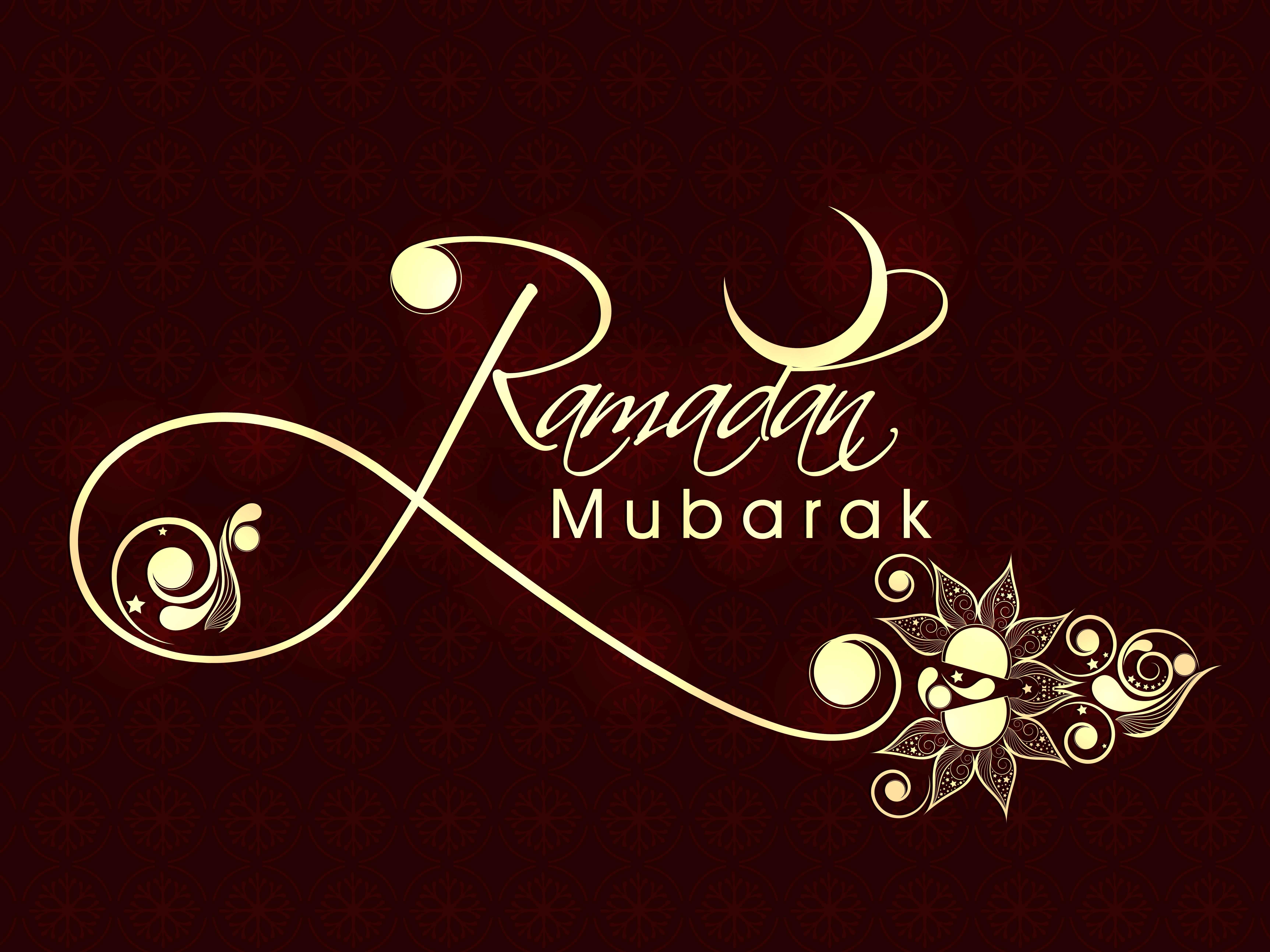 Eid Mubarak In Arabic Kaligrafi