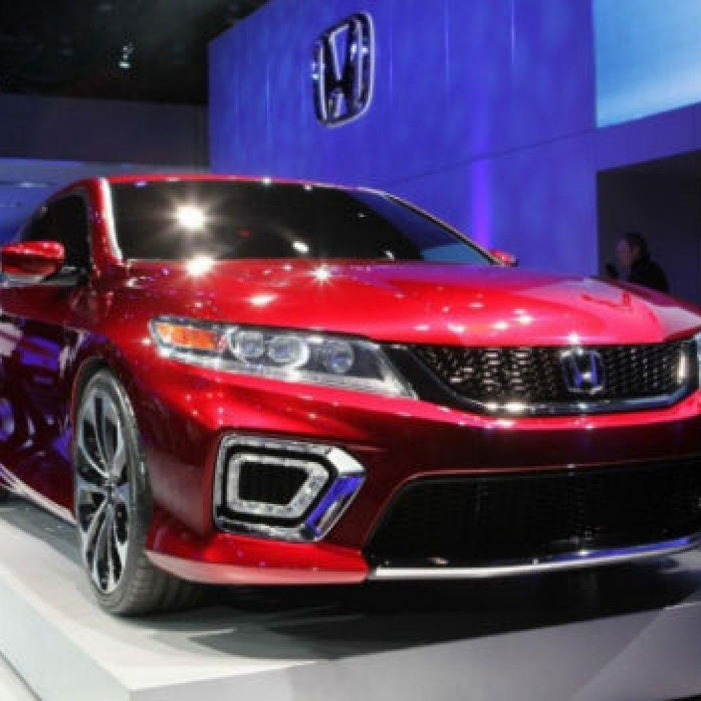 2016 Honda Accord Coupe Wallpapers