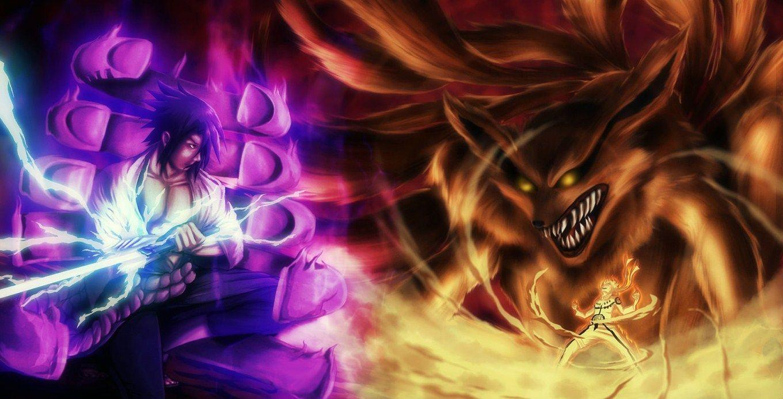 Download 52 Wallpaper Naruto And Sasuke Terbaik