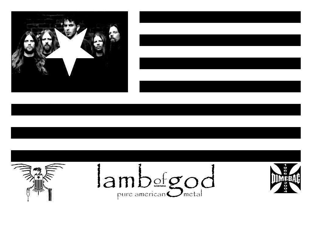 Lamb Of God Wallpapers 2016 - Wallpaper Cave for Lamb Of God Pure American Metal Flag  165jwn