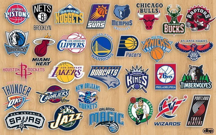 Nba Team Logos Wallpaper 2012