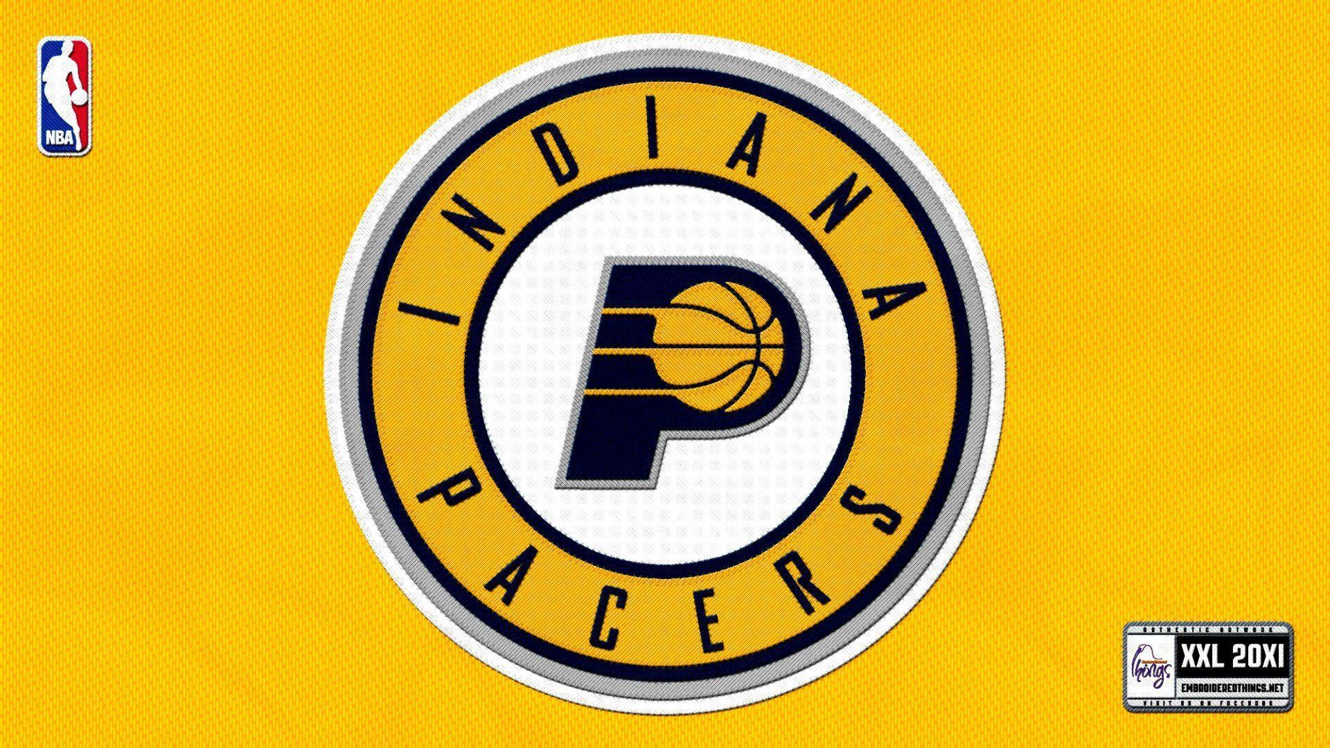 NBA Indiana Pacers Team Logo Yellow wallpaper HD 2016 in ...