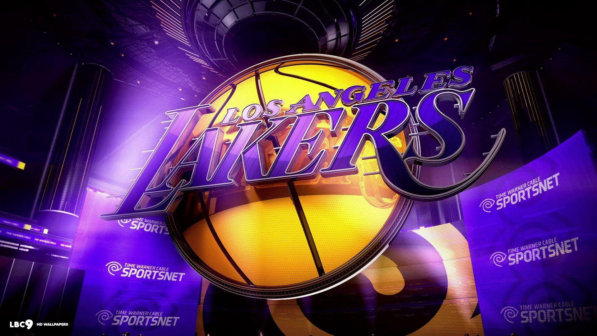 Lakers Logo Wallpapers | Wallpapers, Backgrounds, Images, Art Photos.