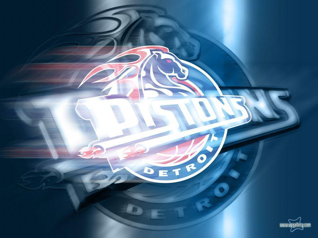 Pistons Logo Wallpaper | Basketball Wallpapers at BasketWallpapers.com