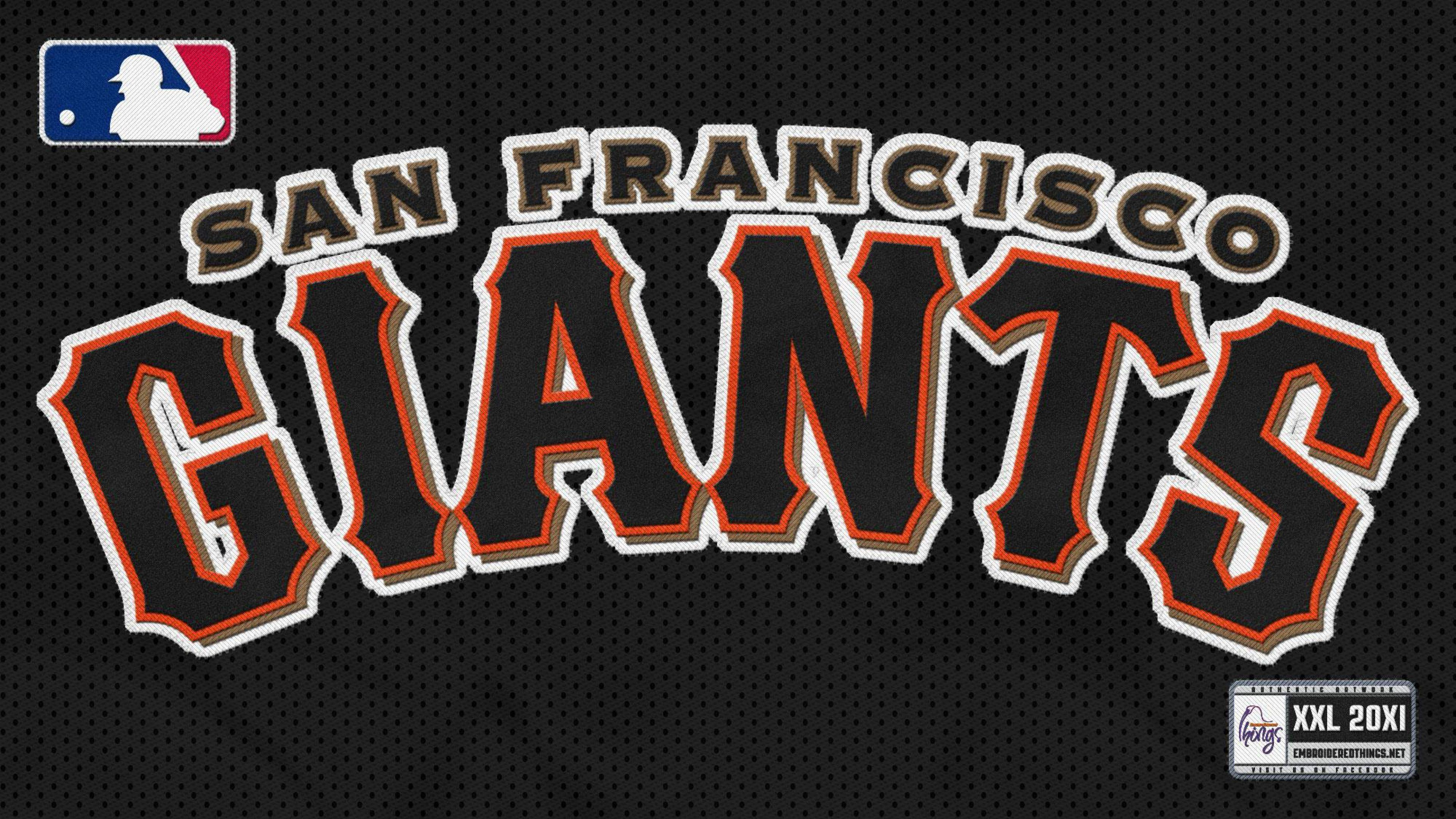 MLB San Francisco Giants Team Logo wallpapers HD 2016 in Baseball