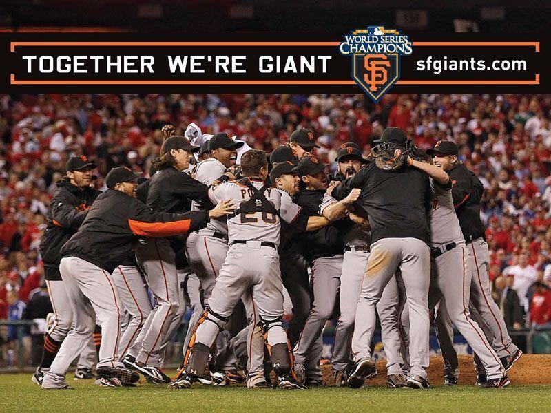 Sf Giants Desktop Wallpapers World Series