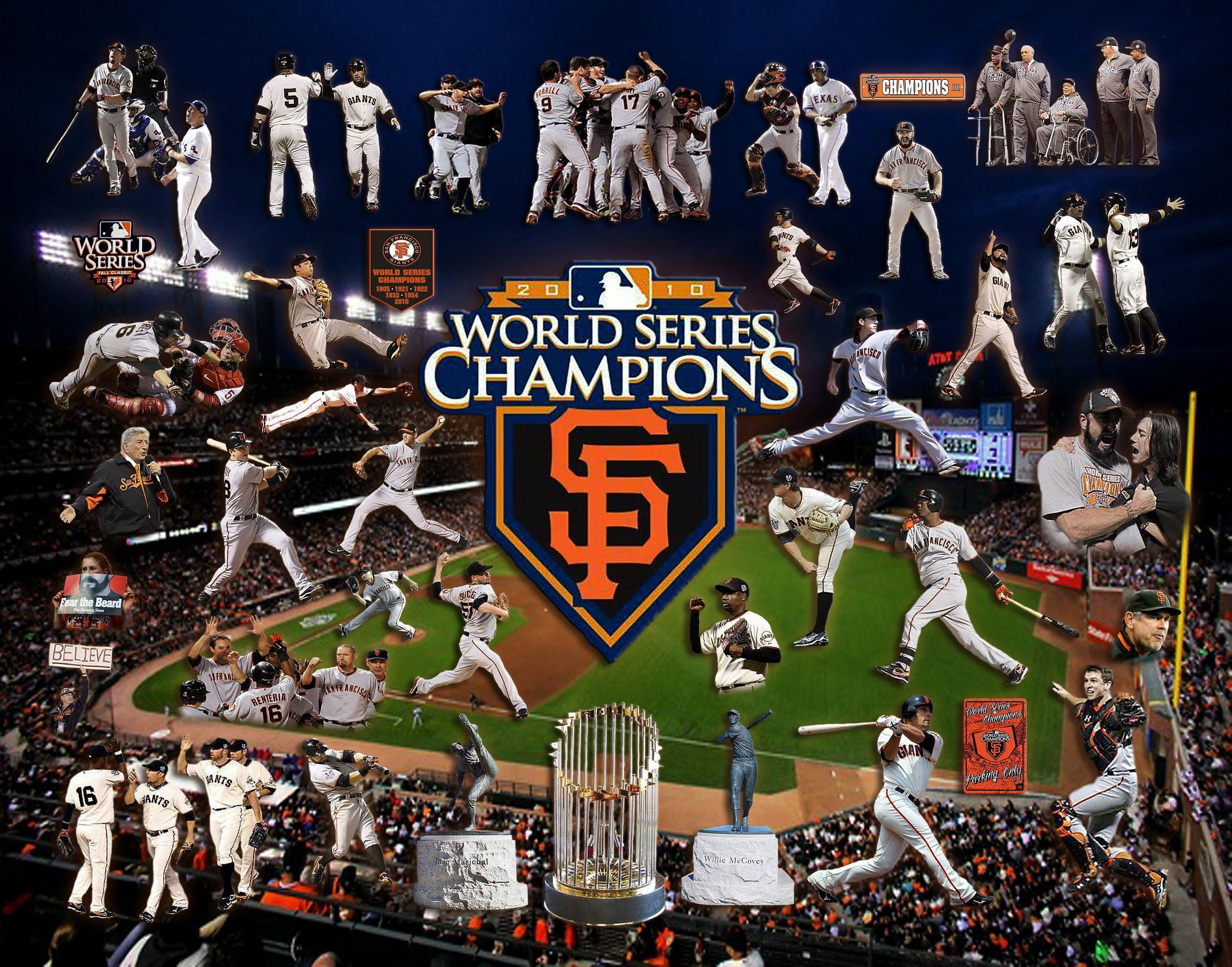 Giants Baseball Wallpapers