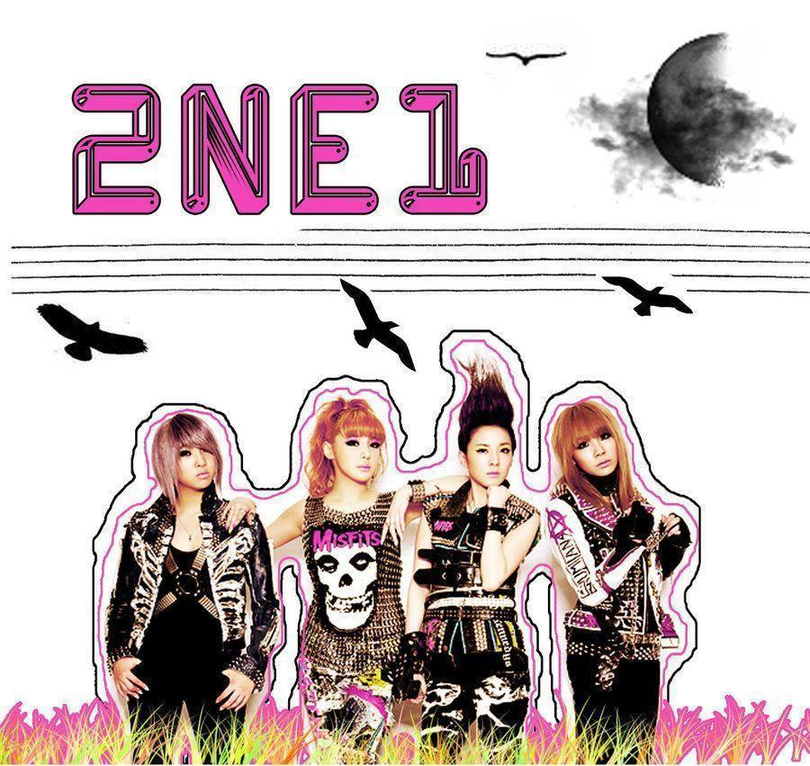 2NE1 Wallpapers by jaeliseop