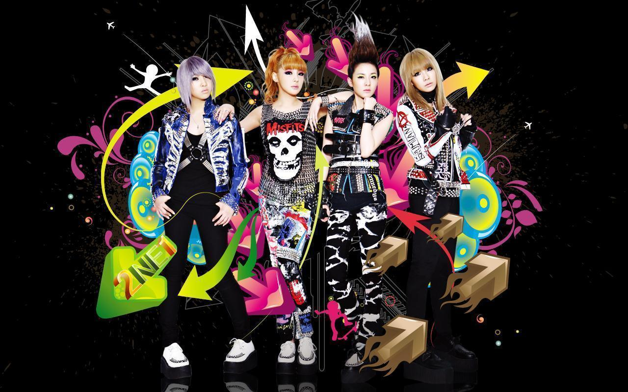 87 2NE1 HD Wallpapers