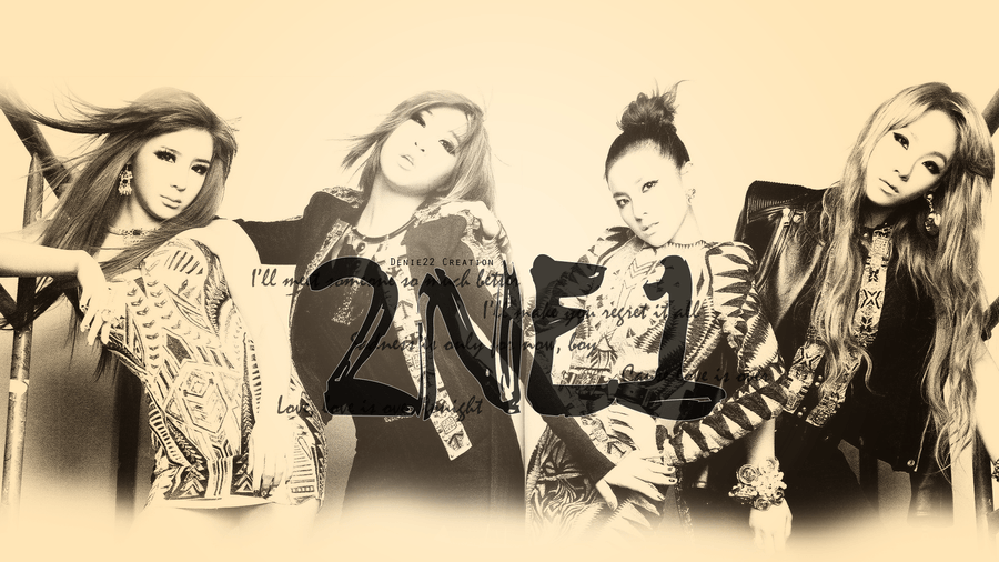 2NE1 Wallpapers by Denie22