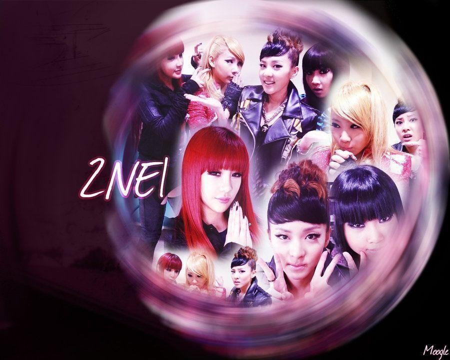2NE1 Desktop wallpapers by chewymoogle