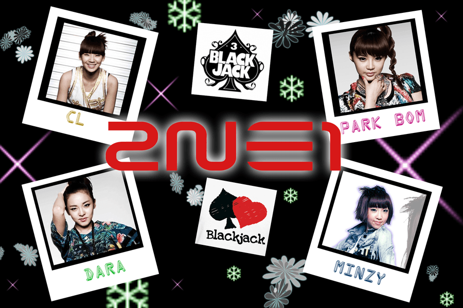 2NE1 Wallpapers by Espliego