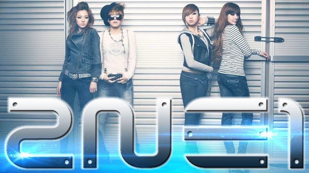 2NE1 Wallpapers by AHRACOOL