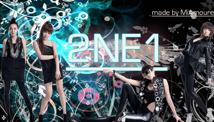 2NE1 Wallpapers by MiAmoure