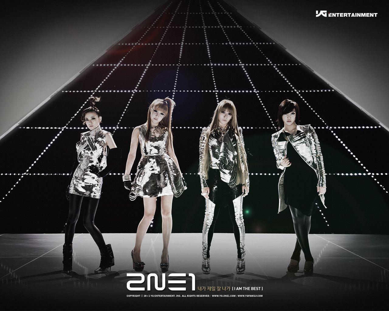 2NE1 HD wallpapers