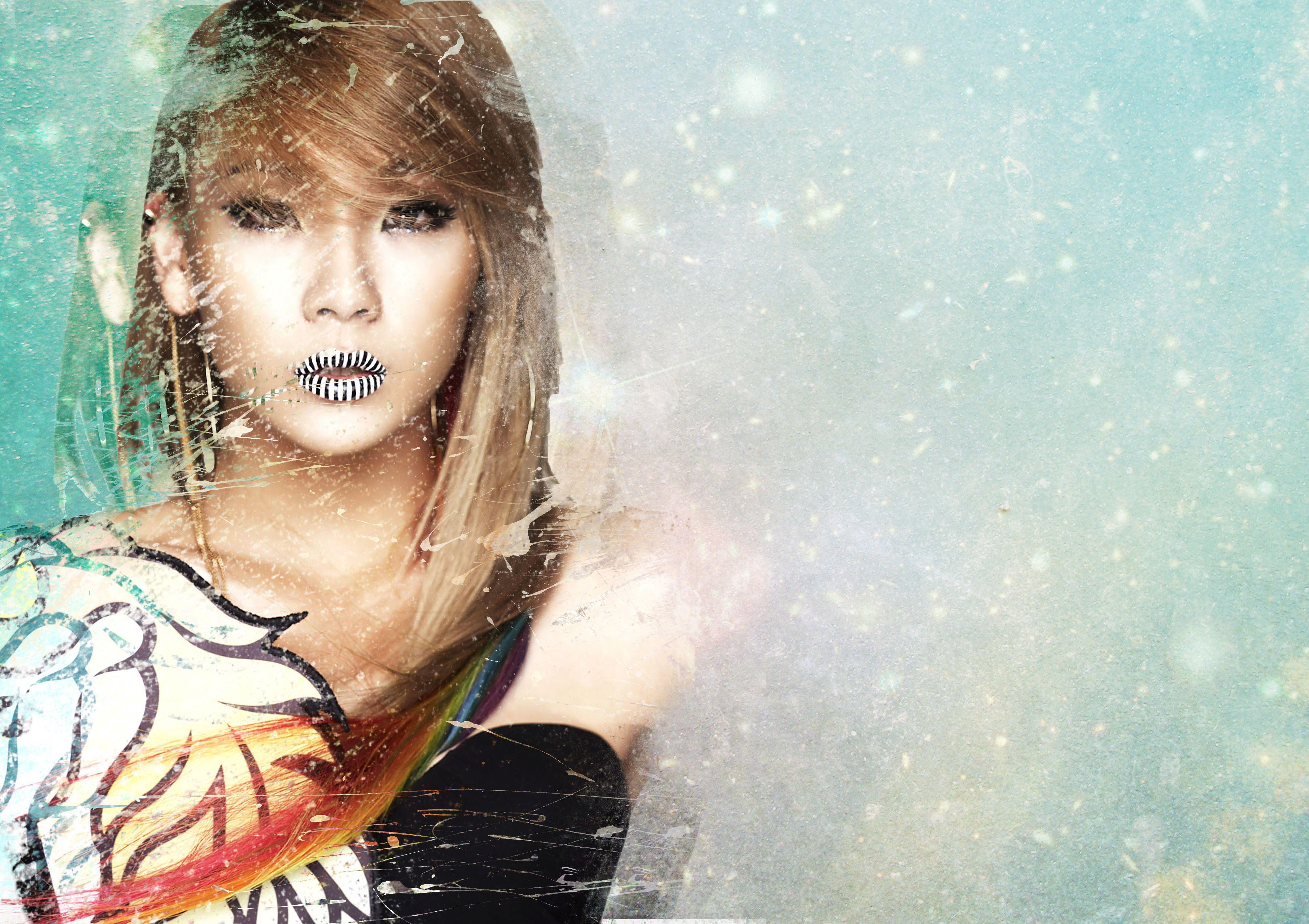 DeviantArt: More Like 2NE1 CL CRUSH WALLPAPER by Awesmatasticaly