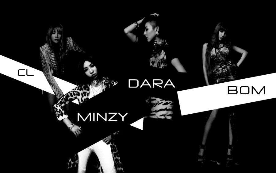 2NE1 COMEBACK WALLPAPER by Awesmatasticaly