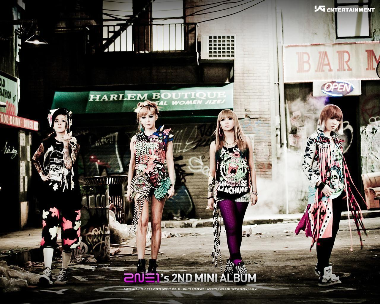 2NE1 Desktop Wallpapers HD