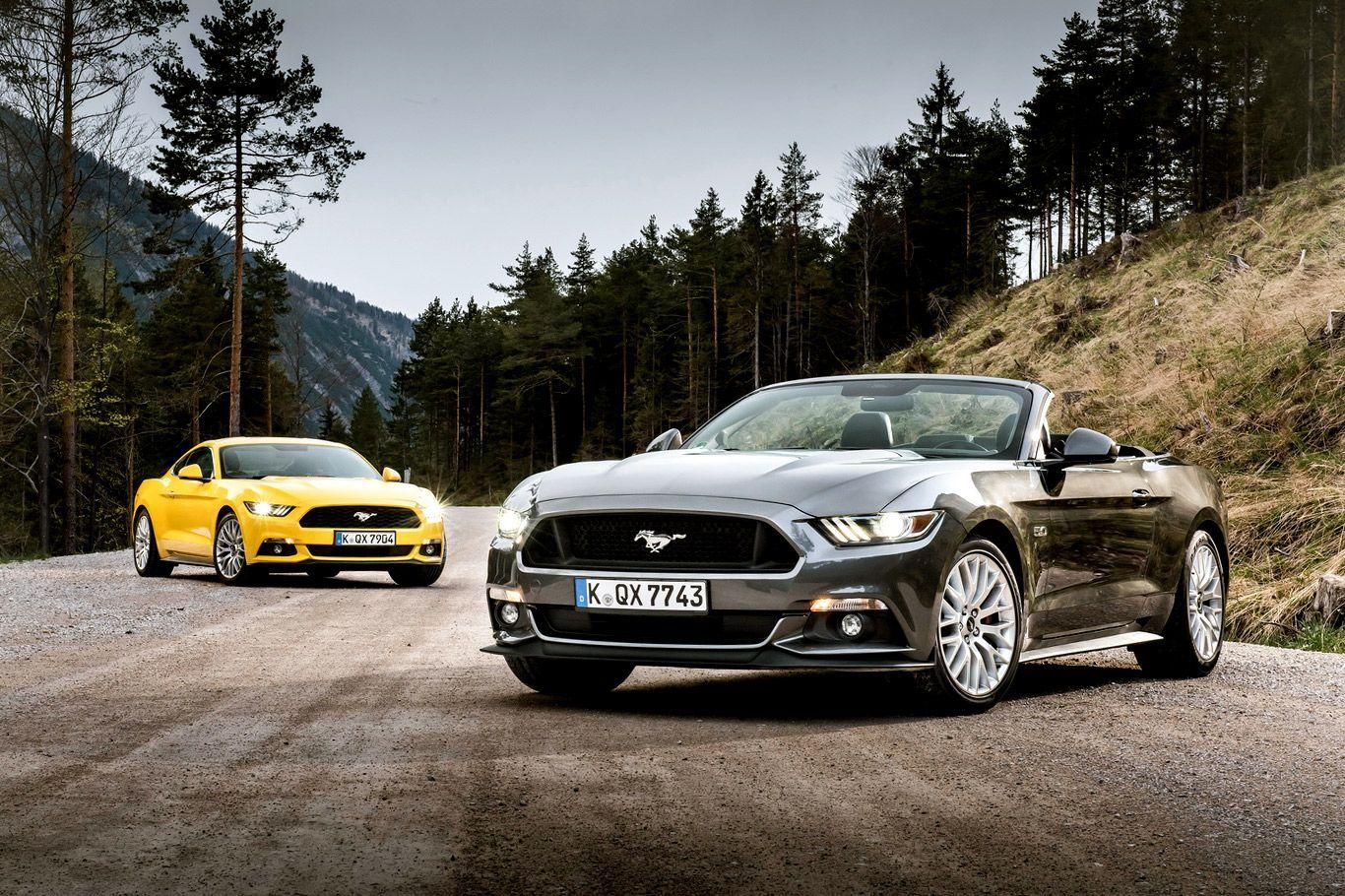 F150 Vs Sierra 2017 >> 2016 Mustang Wallpapers - Wallpaper Cave