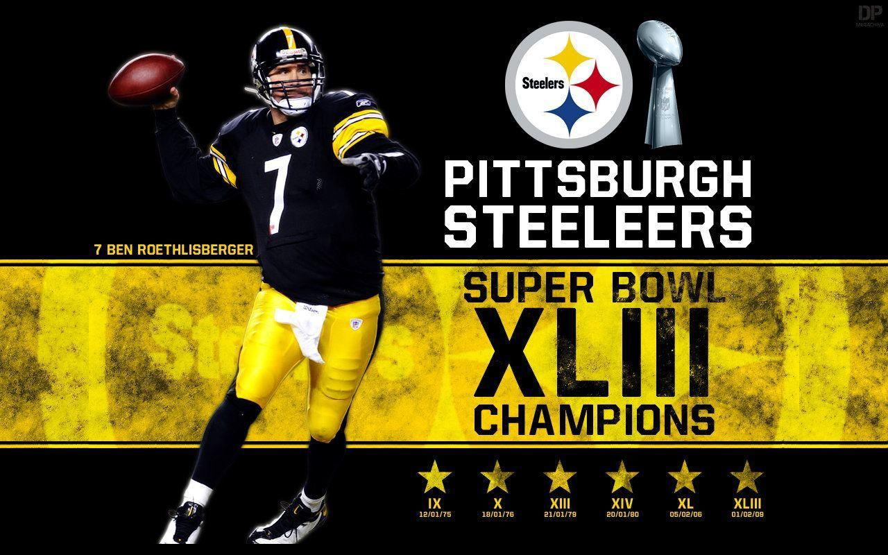 Steelers Wallpapers Perfect L6A » WALLPAPERUN.COM