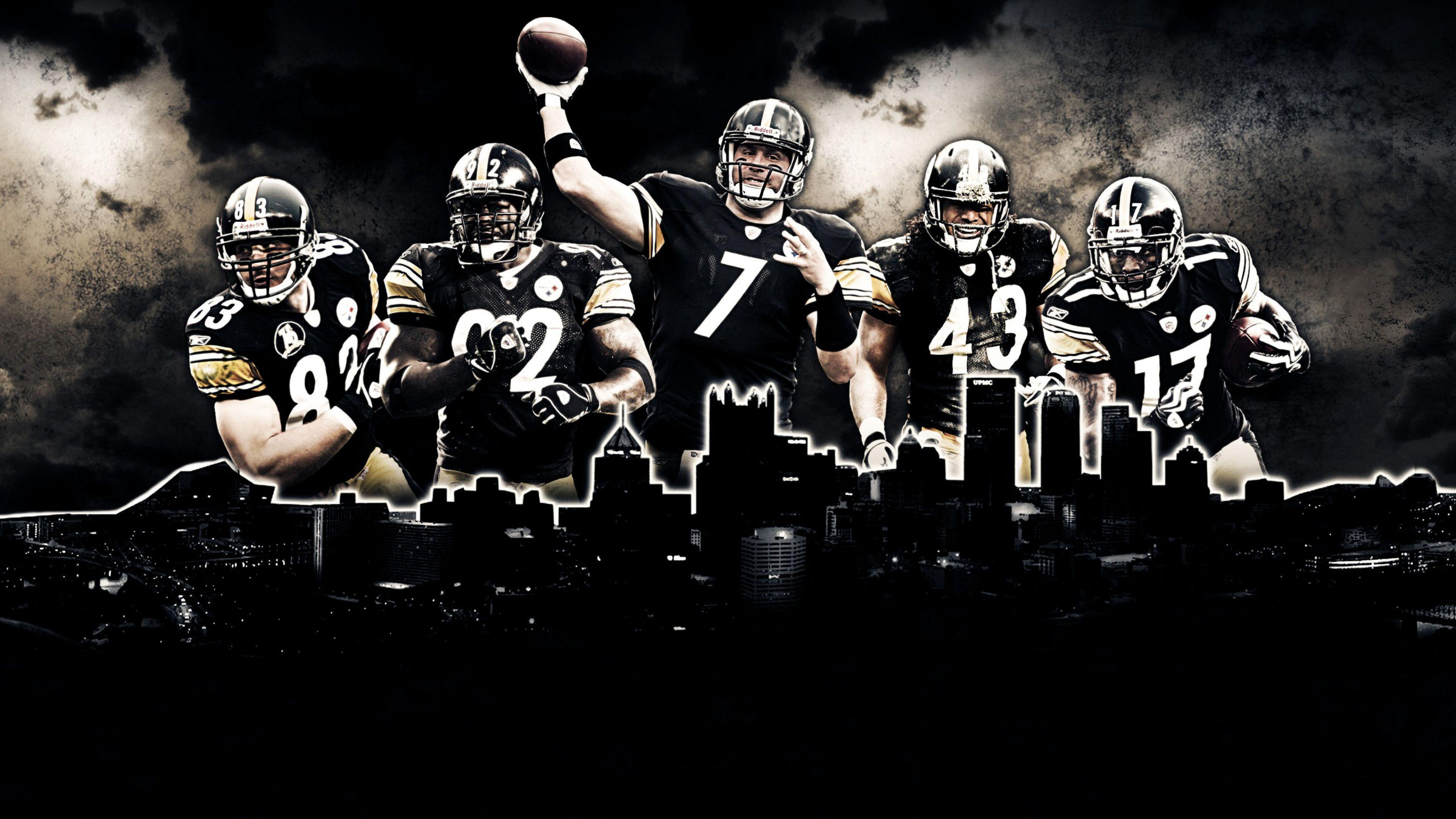 NFL Team Pittsburgh Steelers wallpapers HD 2016 in Football