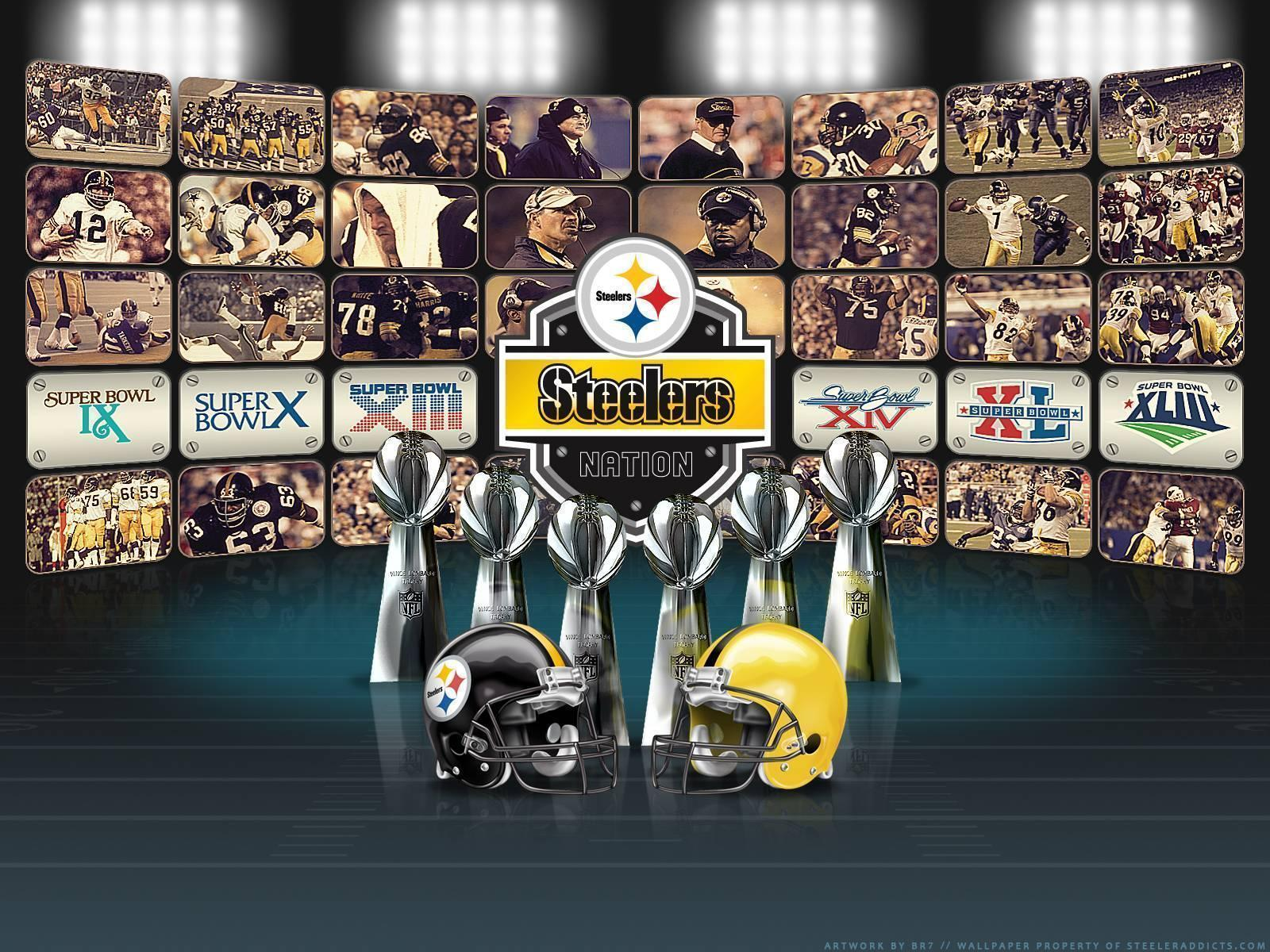 steelers wallpapers 2016 wallpaper cave