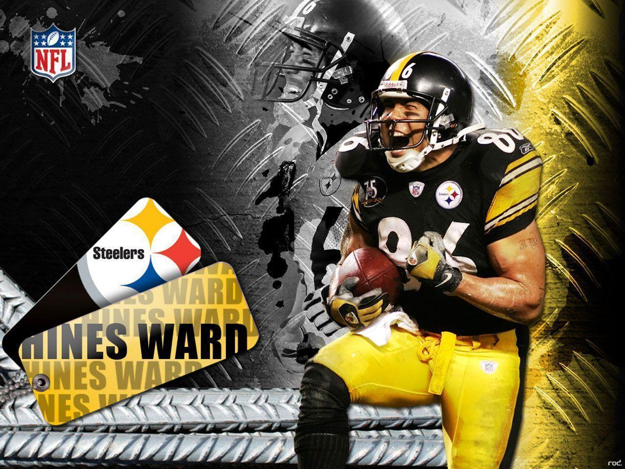 Ward Hine Wallpaper, Pittsburgh Steelers Wallpaper, Nfl Wallpapers