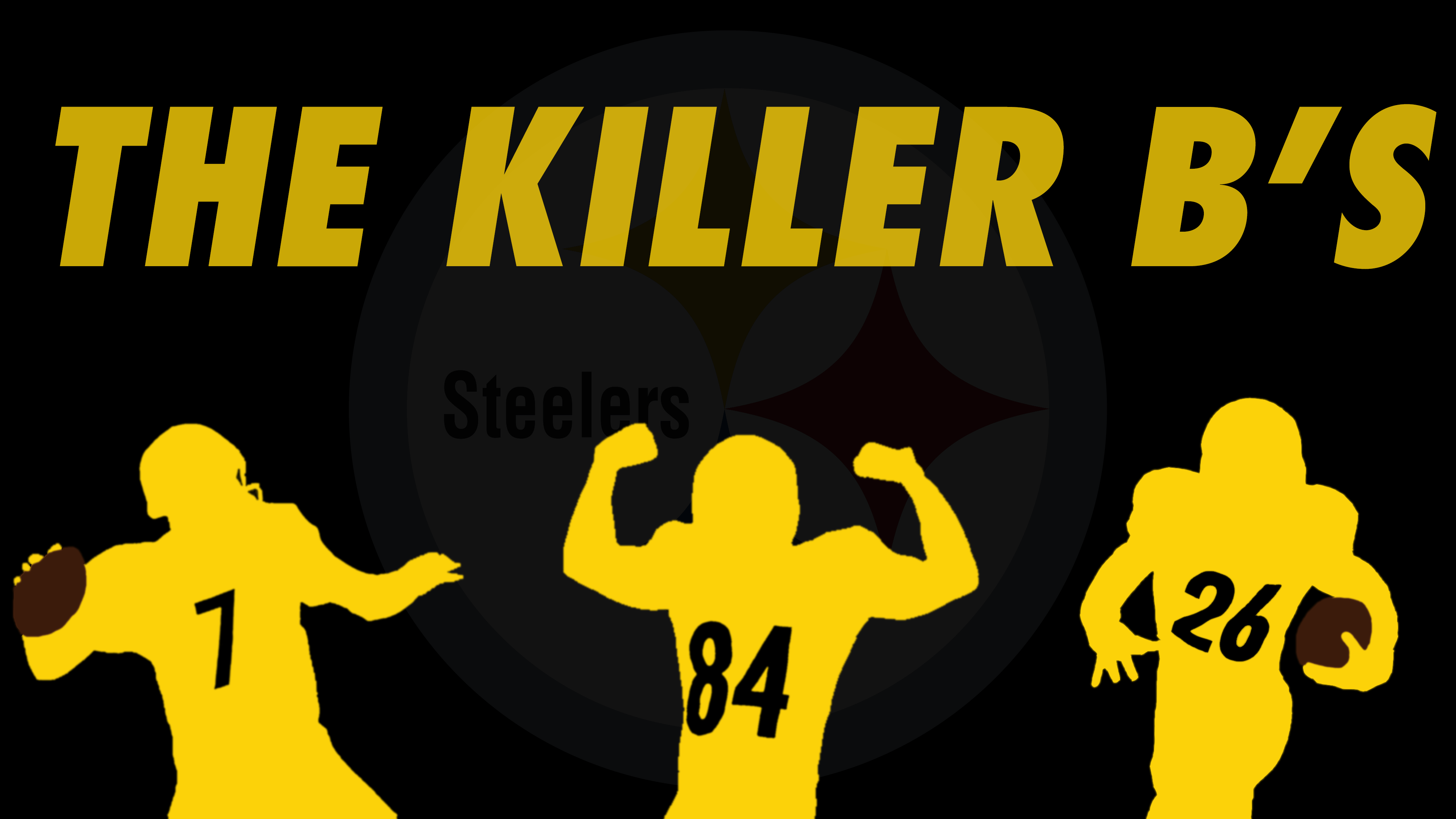 Killer B&Wallpapers : steelers