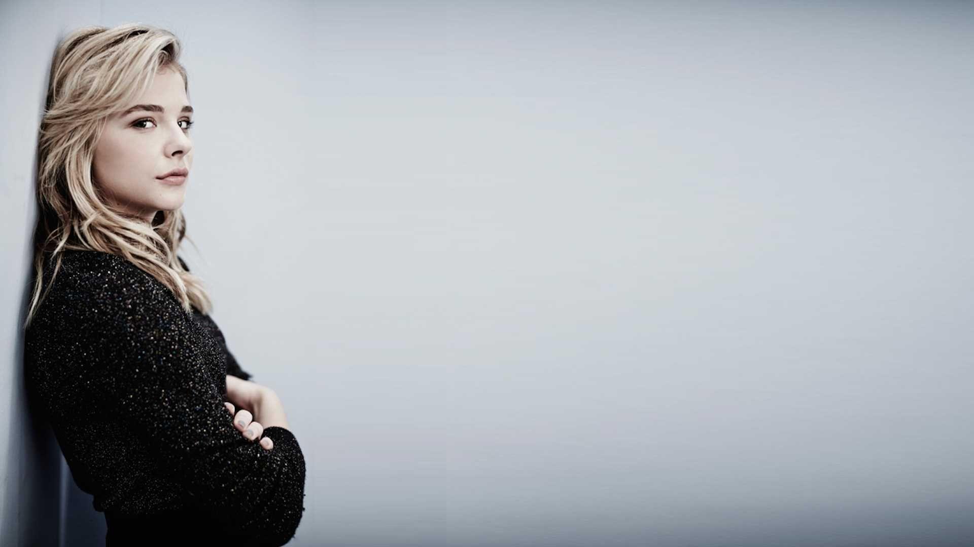 Wallpaper Chloe Moretz American actress Celebrities