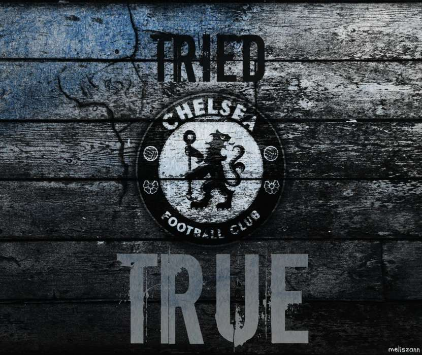 Download Mobile Wallpaper Sports Logos Football Chelsea Free