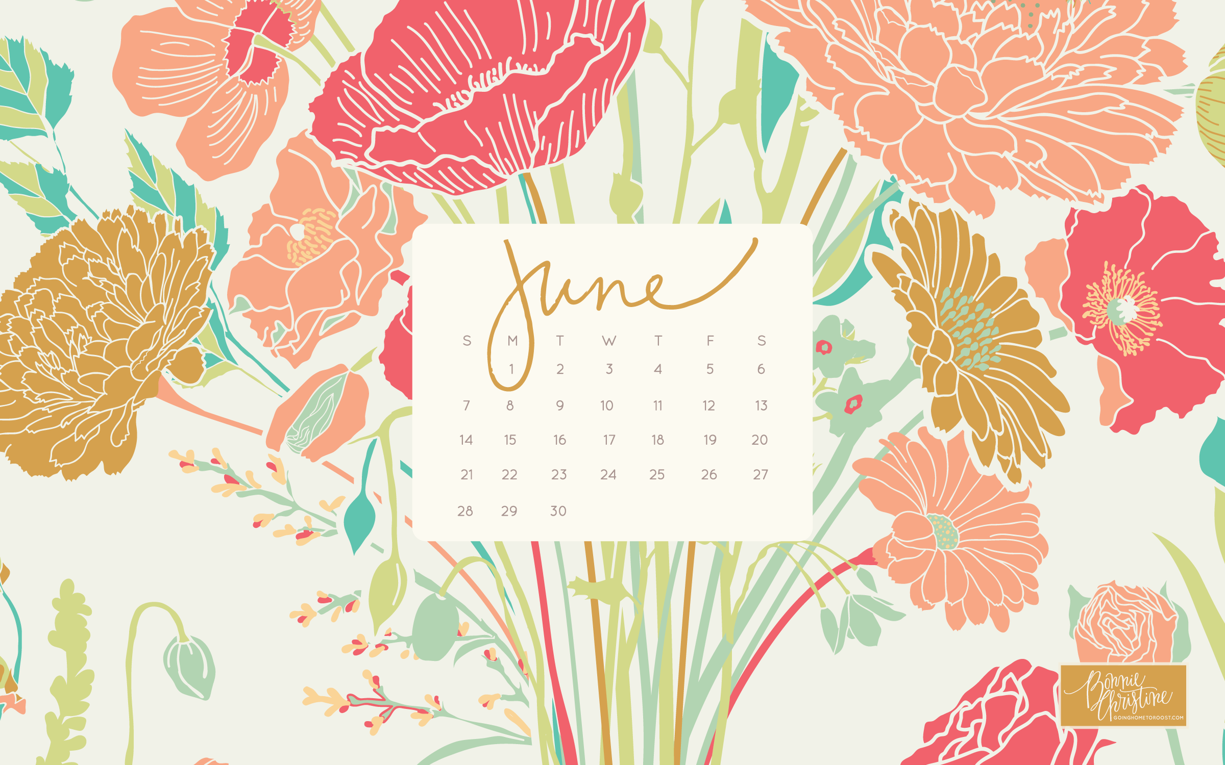 Calendar Background For Desktop : Desktop wallpapers calendar june wallpaper cave