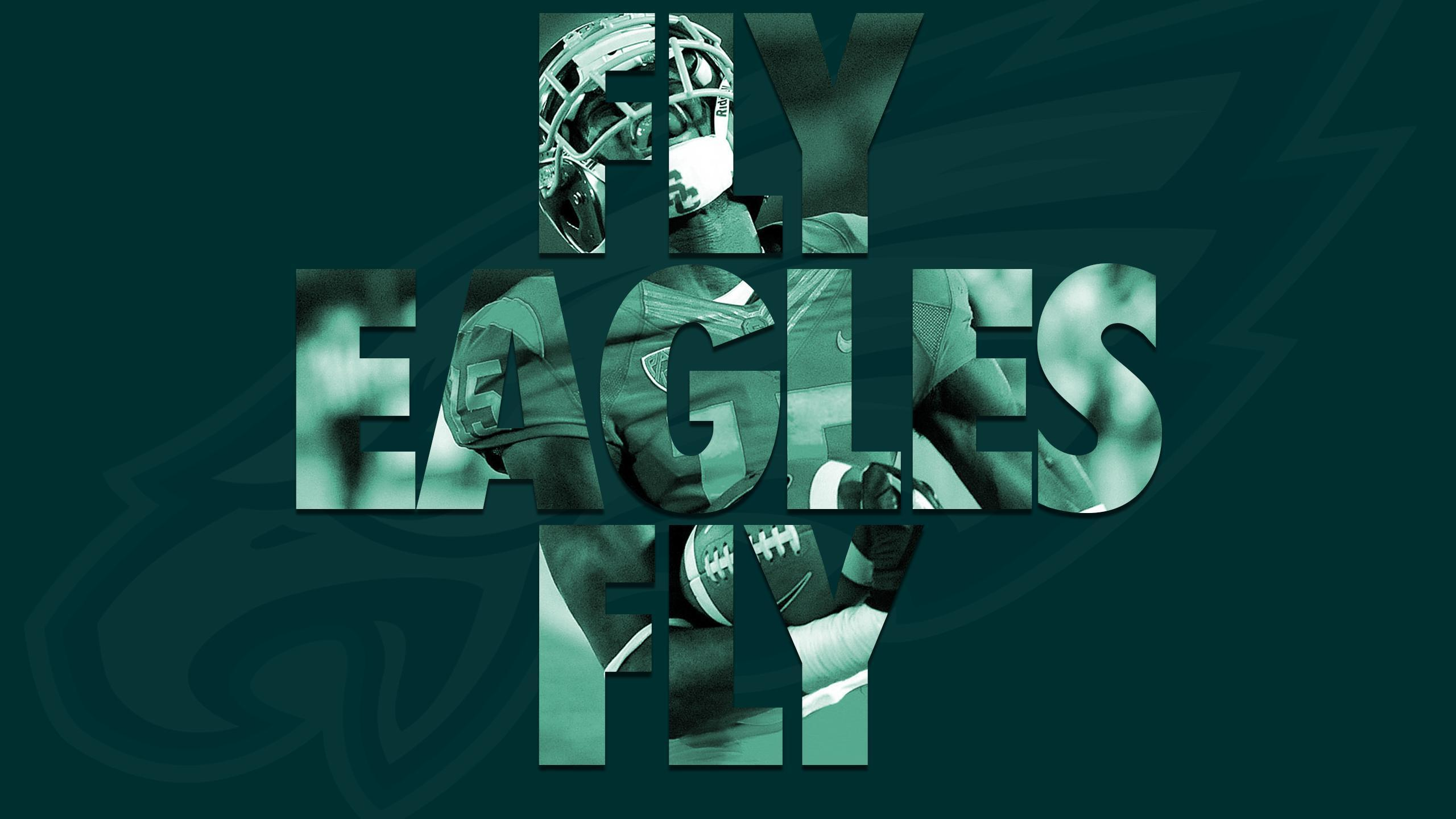 "Eagles ""Nike"" Wallpapers"