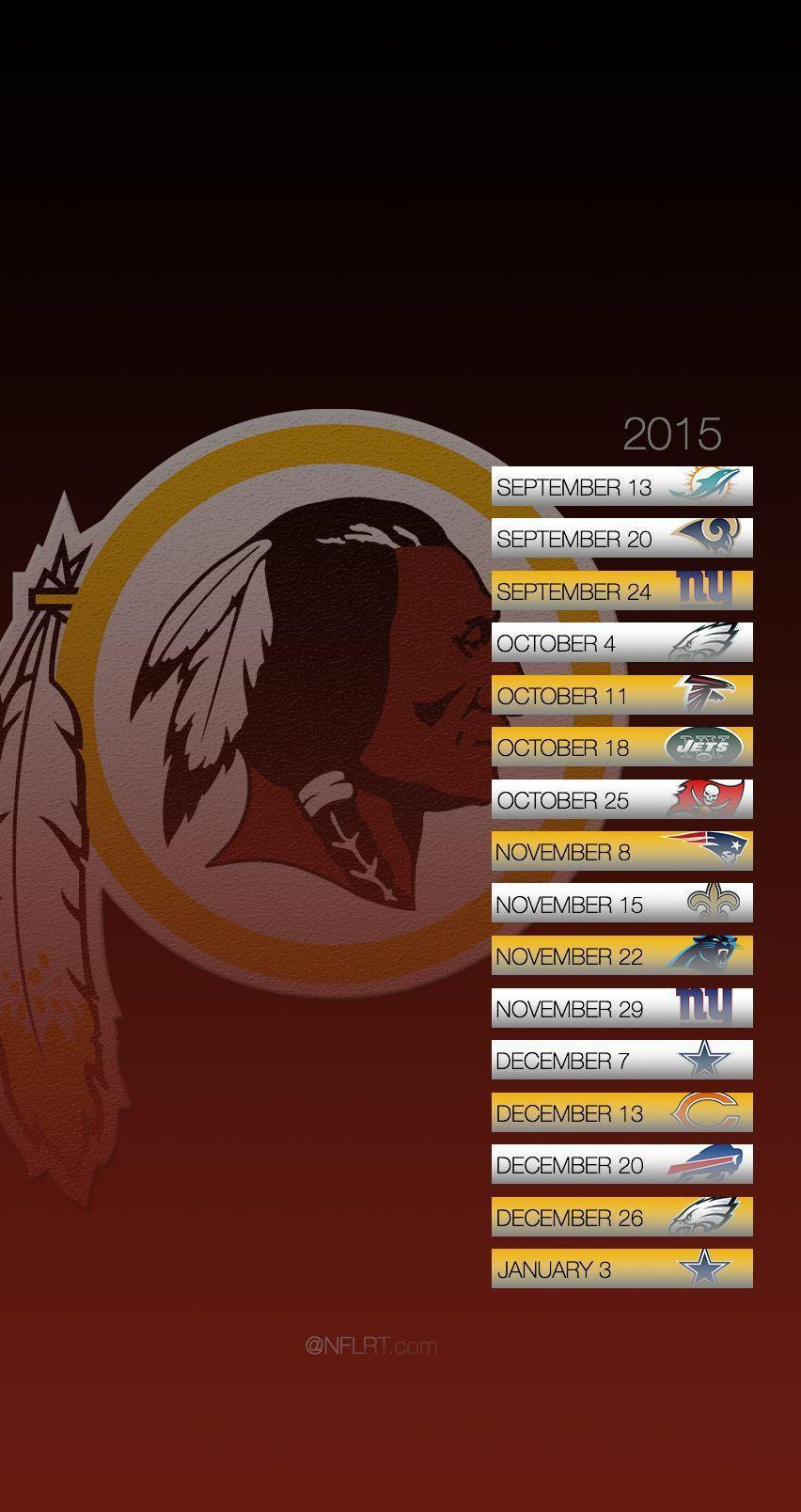 2015 NFL Schedule Wallpapers