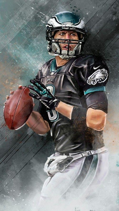 Philadelphia Eagle poster wallpapers for iPhone 6 Plus