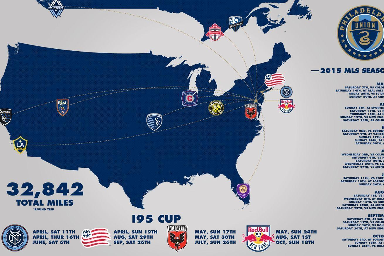 2015 Schedule Union Wallpapers
