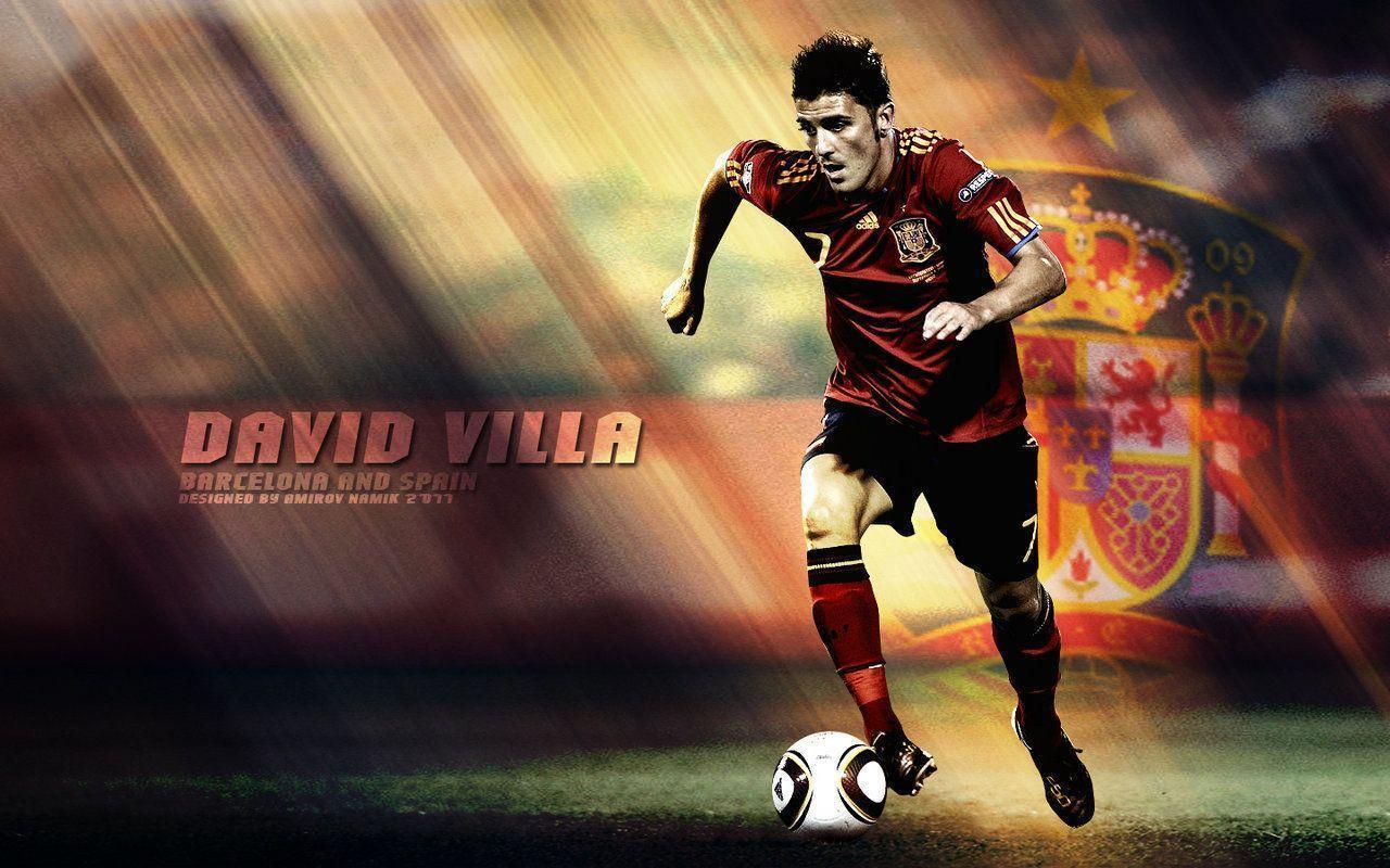 David villa 2016 wallpapers hd wallpaper cave for Villas wallpaper